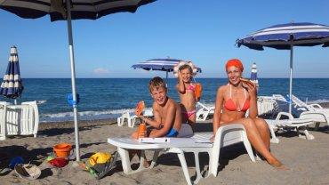 Rodzinne wakacje nad północnym Adriatykiem