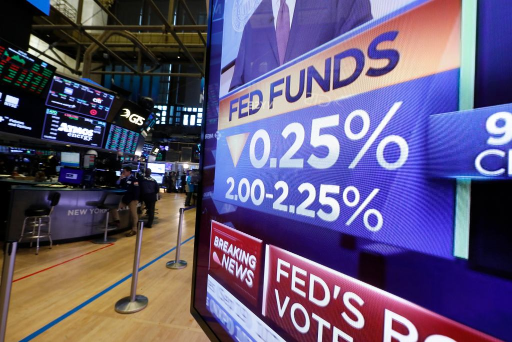 Fed obniżył stopy procentowe pierwszy raz od ponad dekady