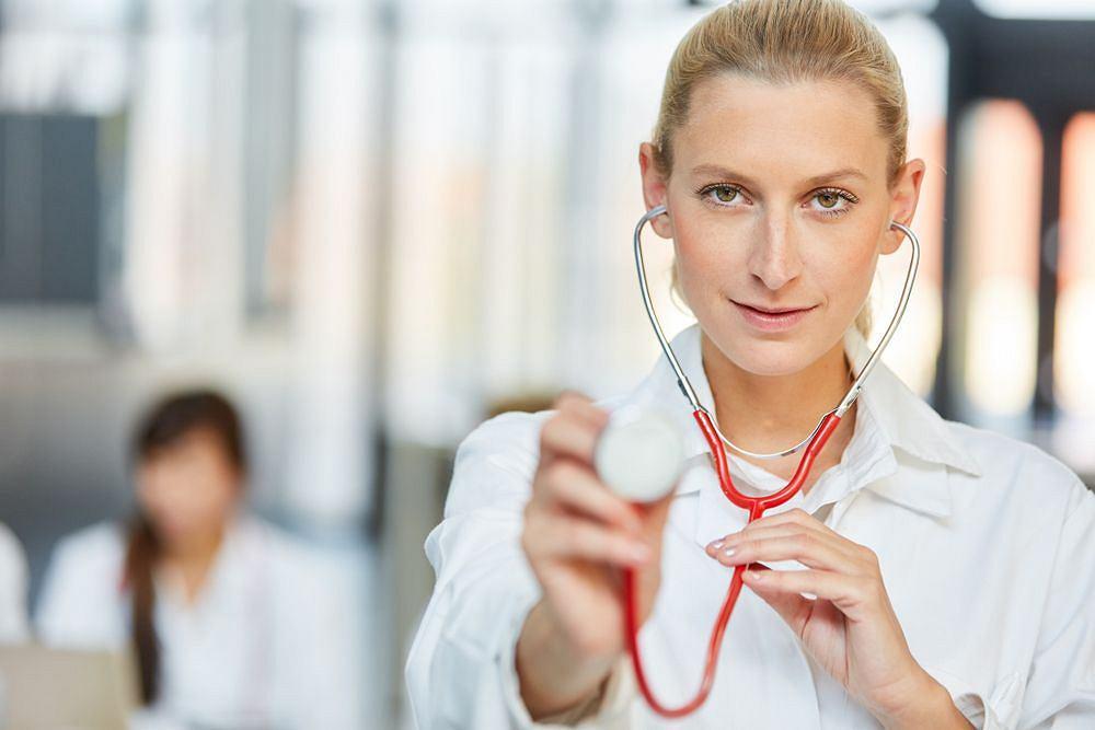 Internista jest lekarzem, z którym w dorosłym życiu mamy kontakt najczęściej