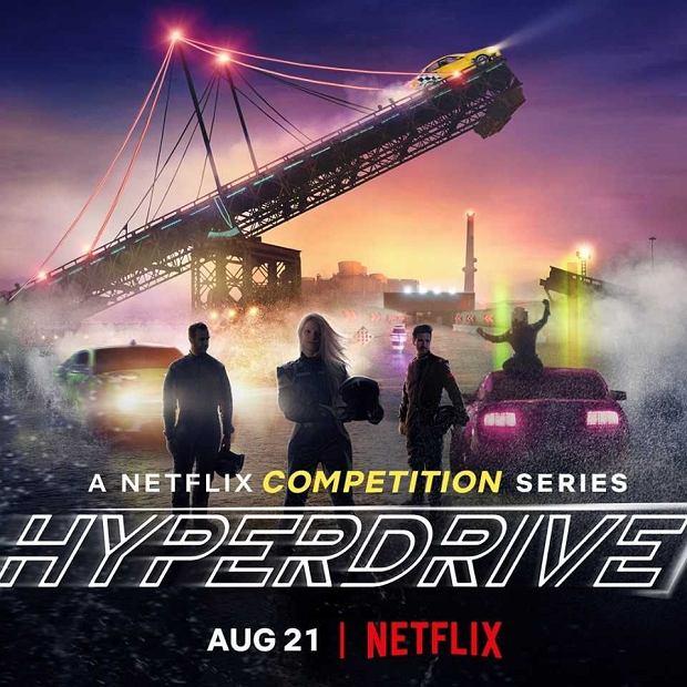 Hyperdrive, Netflix
