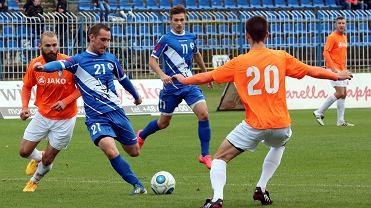 Lubuska czwarta liga: Stilon Gorzów - Lubuszanin Drezdenko 3:1 (1:0)