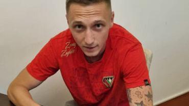 Vedran Dalić nowym piłkarzem Zagłębia Sosnowiec