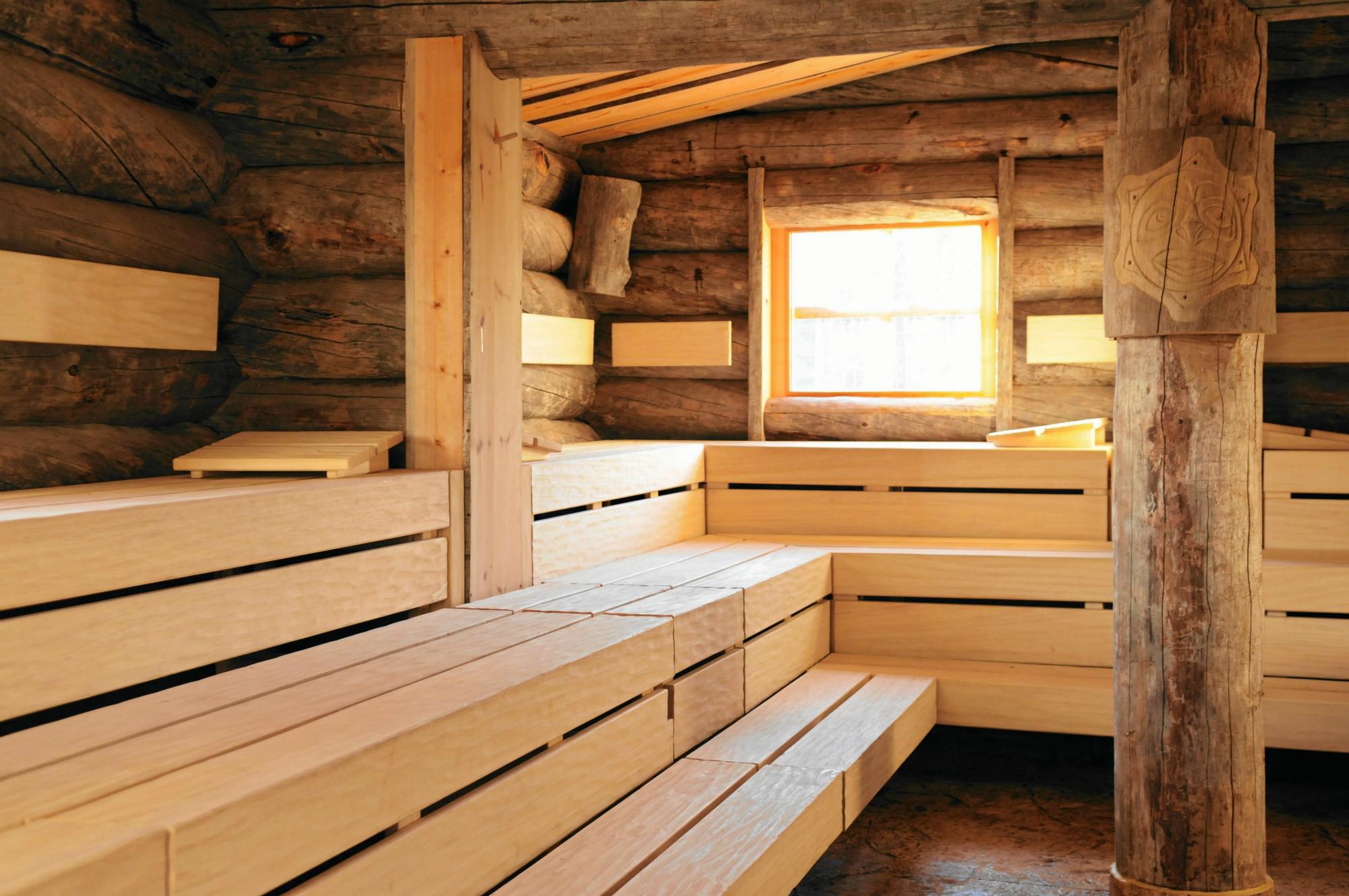 Ludzie często nie wiedzą, jak zachować się w saunie (fot: Tomasz Szambelan/ Agencja Gazeta)