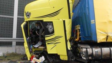Tragiczny wypadek na A1