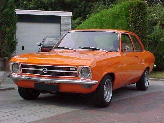 Opel Ascona (fot. Trafic/CC 3.0)