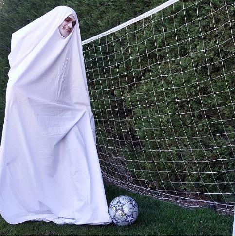 Zdjęcie numer 1 w galerii - Gwiazdy sportu świętują Halloween! Niezwykłe kostiumy [ZDJĘCIA]