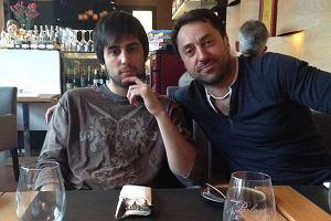 Marcin Miller z synem