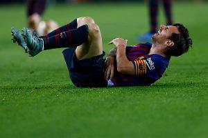 Liga Mistrzów. FC Barcelona - Inter. Ernesto Valverde: Gra bez Leo Messiego będzie wyzwaniem