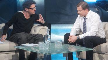 Kuba Wojewódzki i Filip Chajzer