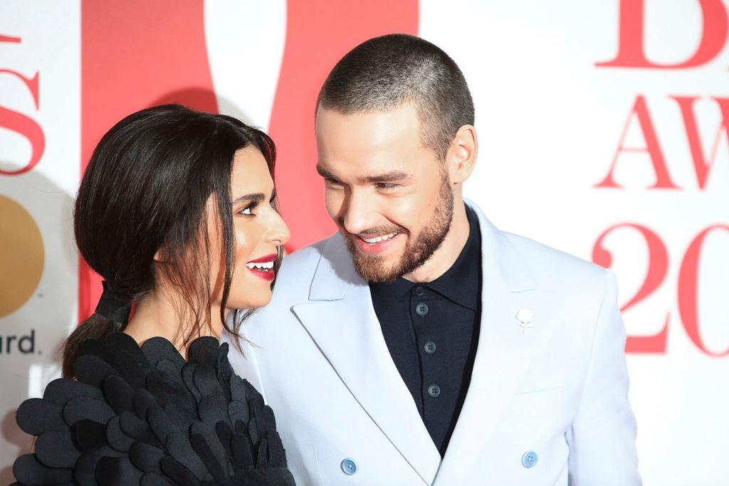 Cheryl i Liam Payne Brit Awards 2018