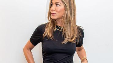 Jennifer Aniston o swoich sposobach na młody wygląd