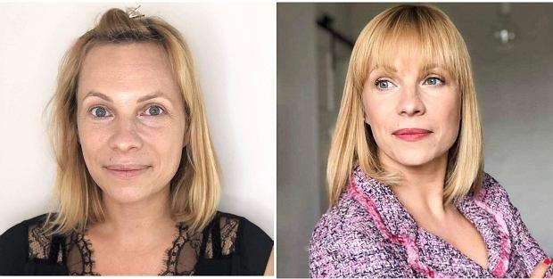 Julia Manning. Doradca do spraw ochrony środowiska. Zdjęcie przed i po.