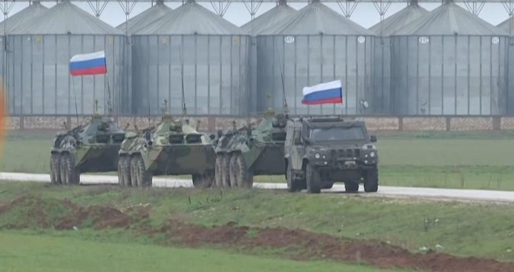 Armia rosyjska w Syrii (zdjęcie ilustracyjne)
