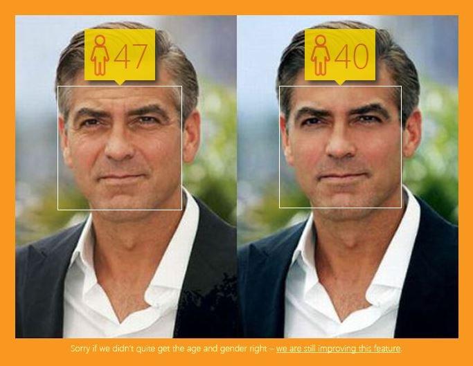 How-Old.net - ta strona rozpoznaje wiek i płeć
