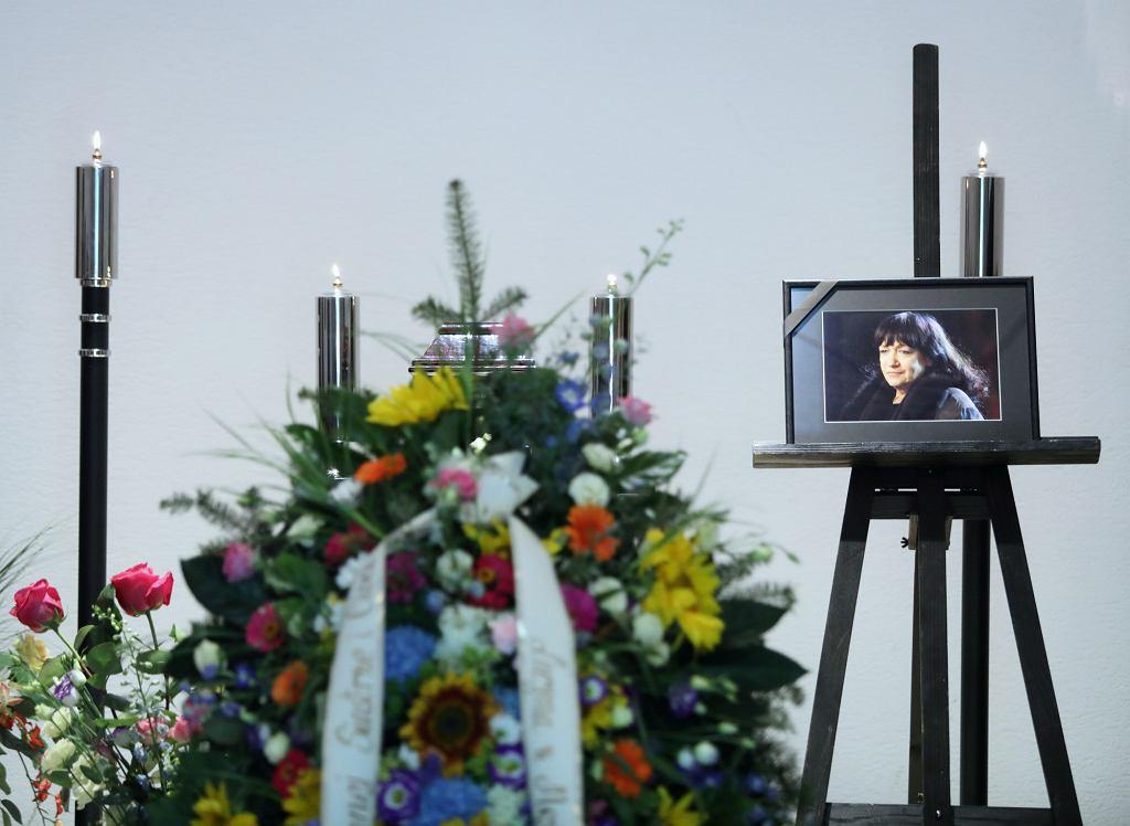 Pogrzeb Ewy Demarczyk