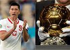 Wytypowano faworytów do zdobycia Złotej Piłki. Hiszpanie pominęli Lewandowskiego
