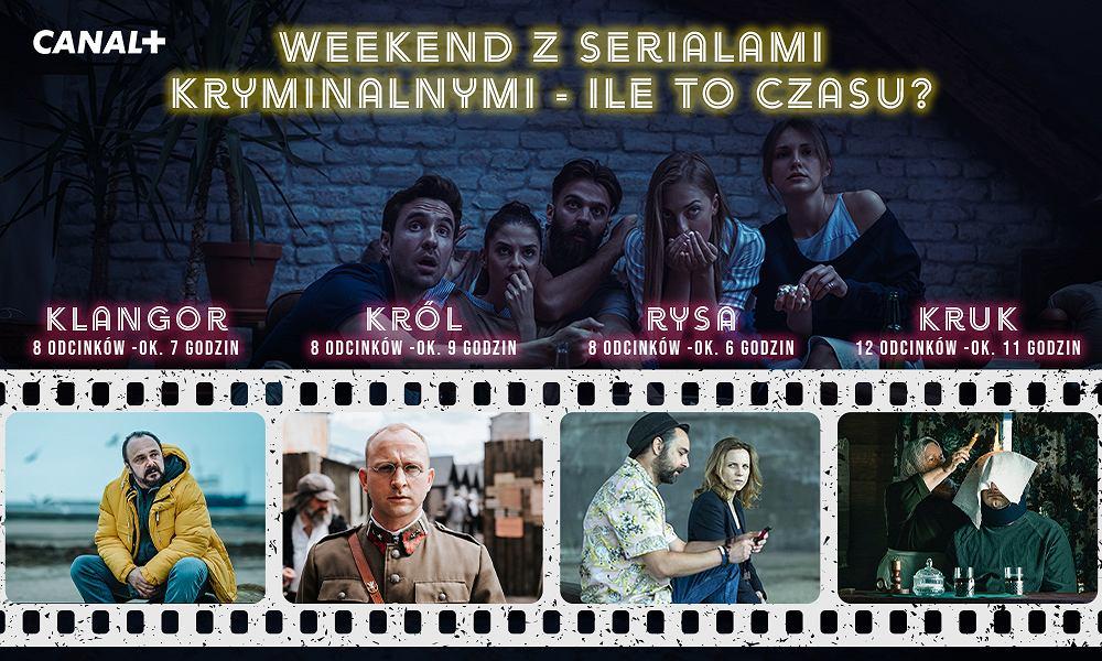 Serial na weekend