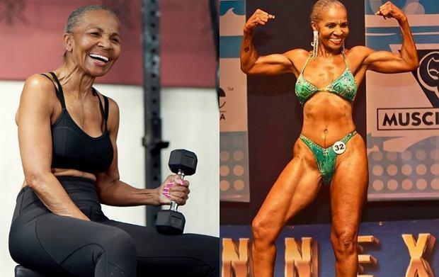 Ernestine Shepherd to 81-letnia kulturystka, która zachwyca swoją formą