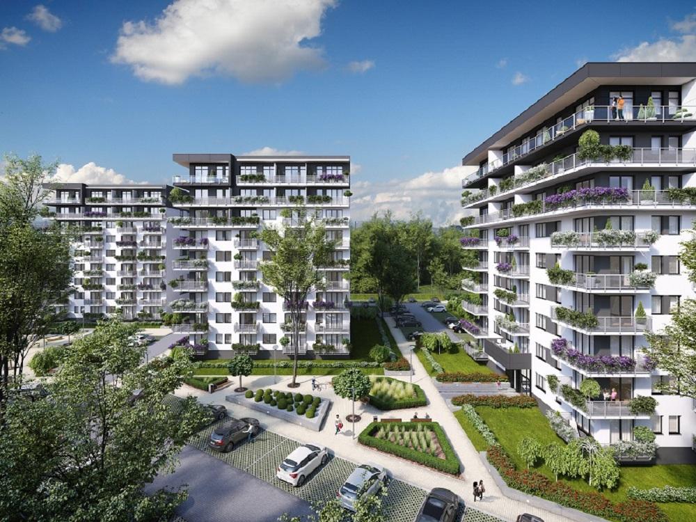 Narutowicza Residence - Tree Development Group Sp. z o.o. (fot. materiały prasowe)