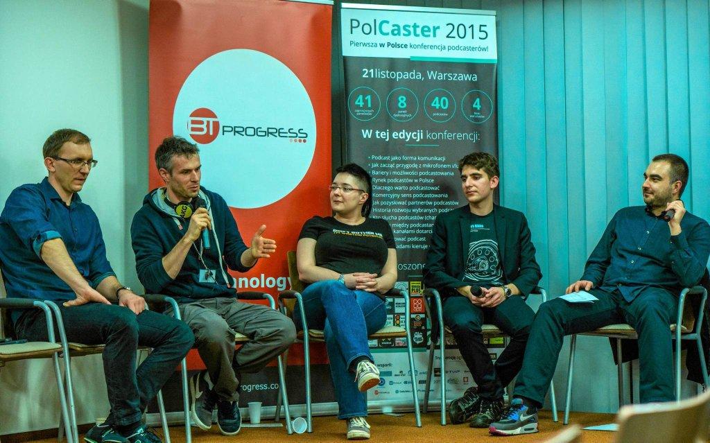 Polcaster 2015 / Monika Nizińska / Mat. prasowe
