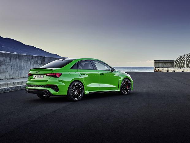Nowe Audi RS3 na Nurburgringu było absurdalnie szybkie. Poziom Veyrona, LFA i 599 GTB