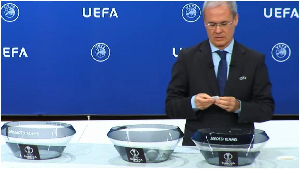 Losowanie trzeciej rundy eliminacji Ligi Europy