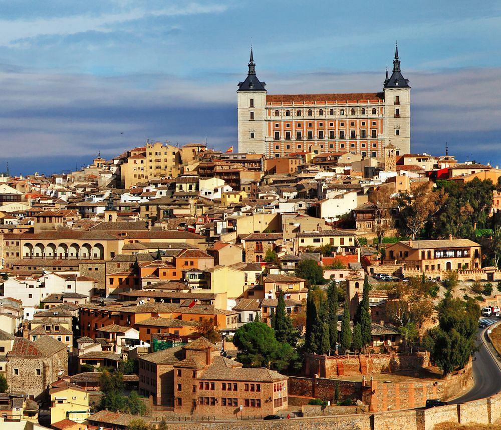 Hiszpania miasta, Toledo / Shutterstock