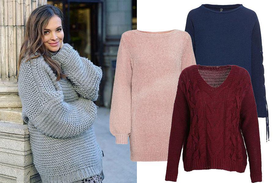 swetry damskie / mat. partnera