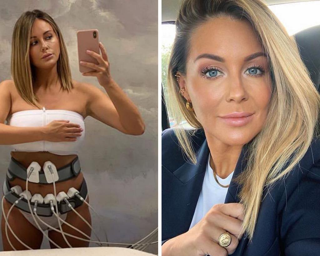 Doskonały wygląd Małgorzaty Rozenek to efekt dobrej diety, aktywności fizycznej i dobrze dobranym zabiegom kosmetycznym.