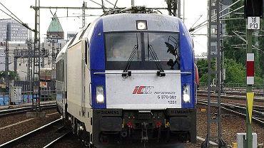 Pociąg spółki PKP Intercity