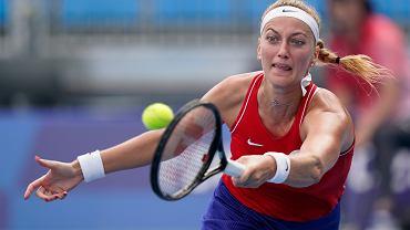Petra Kvitova odpadła w II rundzie igrzysk w Tokio