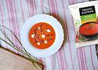 Zakochaj się w nowej propozycji marki PROSTE HISTORIE. Zupa krem z czerwonych warzyw