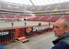 """Młodzi ścigali się na Stadionie Narodowym, także Rafał Karczmarz ze Stali. """"To prawdziwa bajka"""""""