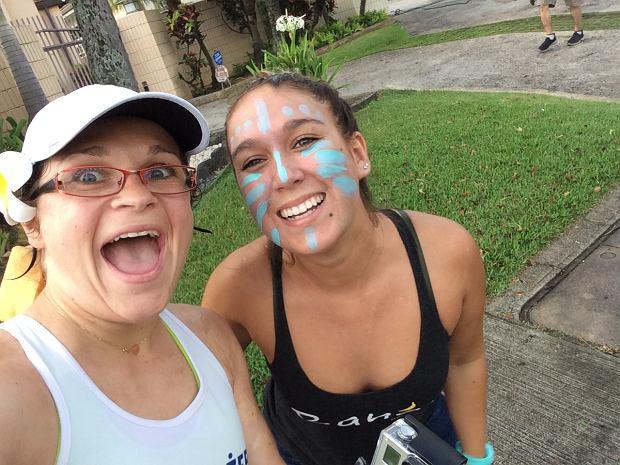 maraton, ciekawe biegi, honolulu marathon