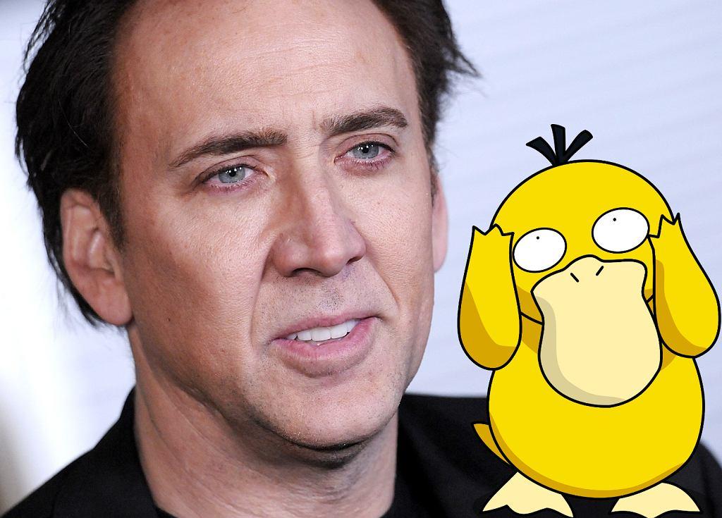 Nicolas Cage i pokemony