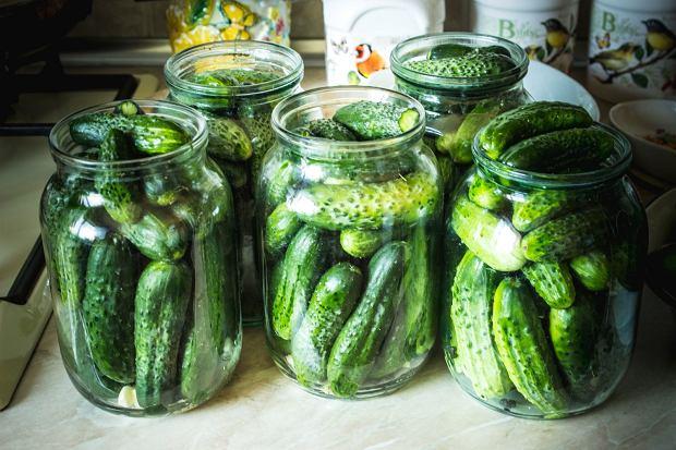 Zapas kiszonych ogórków - ratunek w miesiącach, gdy nie ma świeżych warzyw, a odporność spada / Fot. Shutterstock.com