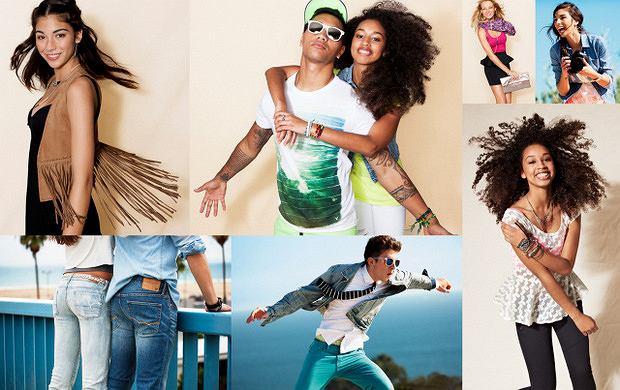 Nieśmiertelny casual: American Eagle Outfitters na wiosnę i lato 2013
