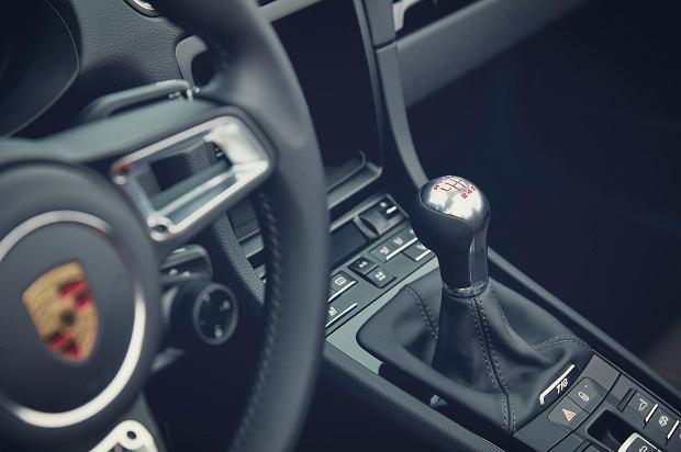 Porsche (zdjęcie ilustracyjne)
