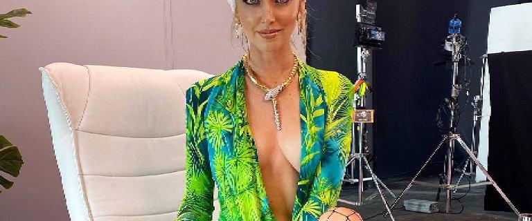 Chiara Ferragni wie, jak wyglądać stylowo na home office. Ubrania jej marki pokochały kobiety na całym świecie