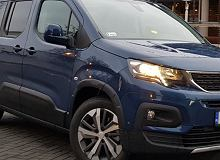 Opinie Moto.pl: Peugeot Rifter - czym różni się od Citroena Berlingo?