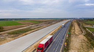 Autostrada A1, Tuszyn - Częstochowa