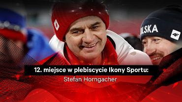 Stefan Horngacher 12. w plebiscycie Ikony Sportu
