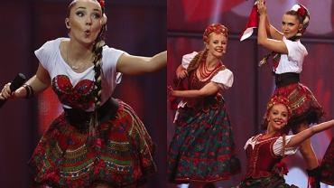 """Duże, obficie eksponowane piersi, dwuznaczne rozlewanie wody na scenie, robienie prania i ubijanie masła - tym Donatan chciał uwieść europejską publiczność.   Żaden inny występ na Eurowizji nie był, tak otwarcie i niemal w całości, utkany z aluzji erotycznych. Zobacz, jak Cleo, modelki  Ola Ciupa i Paula Tumala i tancerki zespołu """"Mazowsze"""" (Sylwia Klan i Anna Łapińska) zaprezentowały w B&W Hallerne w Kopenhadze."""