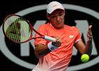 Kolejny polski tenisista w turnieju głównym Wimbledonu! Przeszedł kwalifikacje