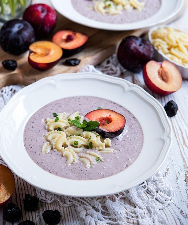 Zupa śliwkowa (Pomorze)