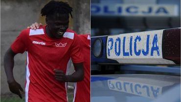 Junior Kondok Simon Tor został brutalnie pobity przez nieznanych sprawców