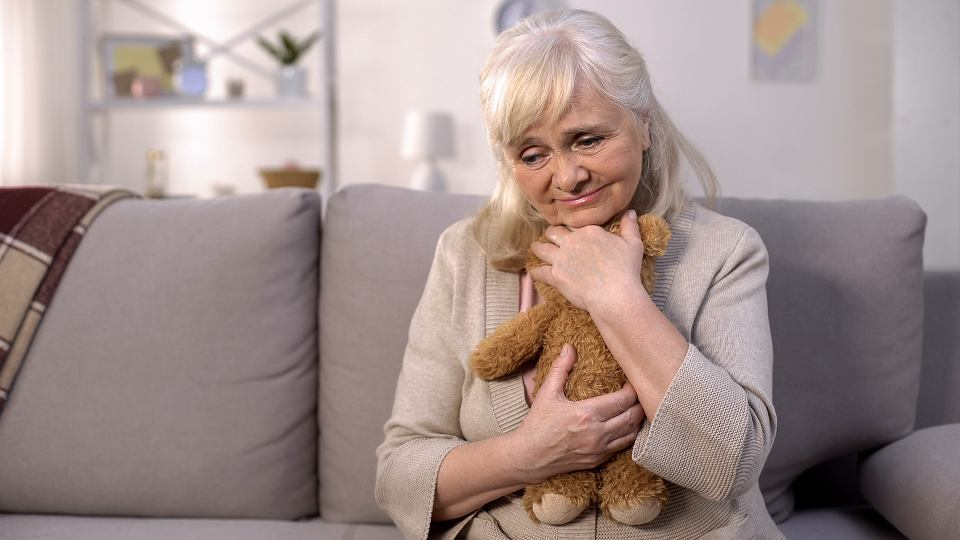 Samotność seniorów w czasie pandemii