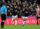 Szalona pogoń Manchesteru United. Trzy gole w sześć minut i... stracony gol w 90. minucie