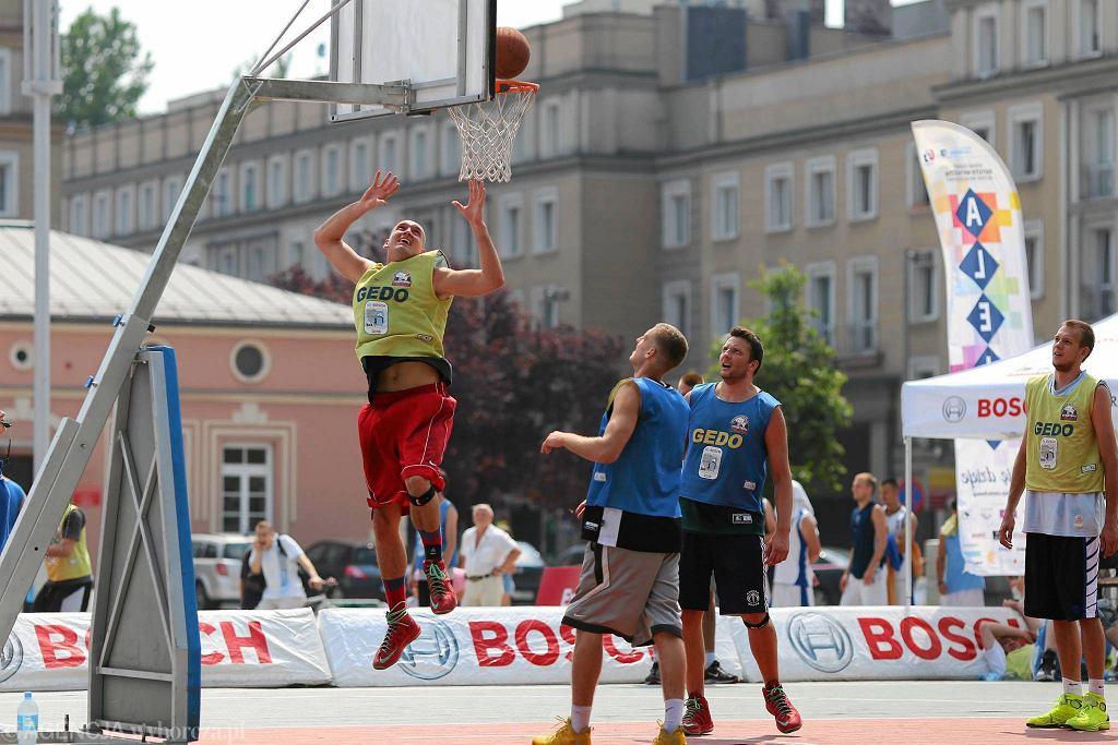 Grand Prix Częstochowy w koszykówce ulicznej - edycja w 2014 r.