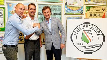 Legia podpisała umowę licencyjną z pływakami